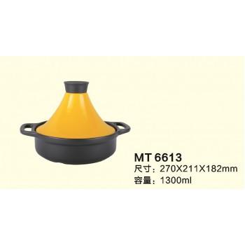 高蓋陶瓷黃金鍋
